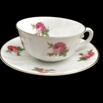 Bidasoa Espana Teacup Designed by Grife & Escoda Barcelona Made in Spain