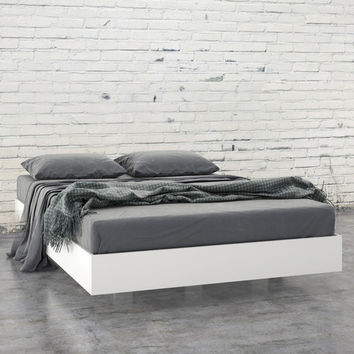 Latitude Run Platform Bed