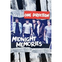 (22x34) One Direction Midnight Memories Music Poster