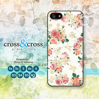 Rose, Flower, Floral, iPhone 5 case, iPhone 5C Case, iPhone 5S case, Phone cases, iPhone 4 Case, iPhone 4S Case, iPhone case, 0724