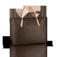 LOUISVUITTON.COM - Louis Vuitton  Raspail GM (LG) MONOGRAM Handbags