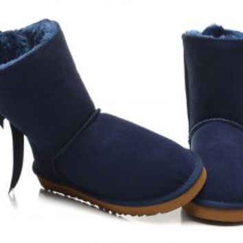 UGG Bailey Bow 3280 Boots : UGGS Sale, UGG Australia, UGG Store, Clearance Now! Fast Shipping!