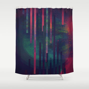 Sound Shower Curtain by DuckyB (Brandi)