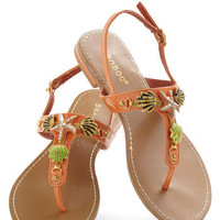 To Beach Her Own Sandal | Mod Retro Vintage Sandals | ModCloth.com