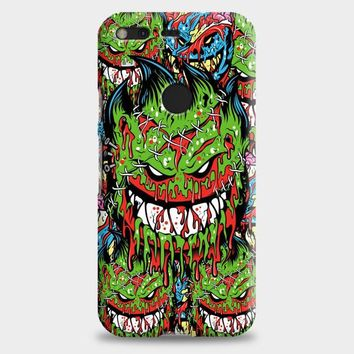 Spitfire Monster Skateboard Wheels Google Pixel XL Case