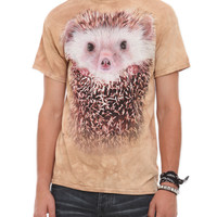 Hedgehog Face T-Shirt