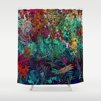 :: Love You Madly :: Shower Curtain by :: GaleStorm Artworks ::