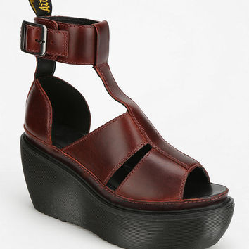 Dr. Martens Bessie Platform Wedge Sandal - Urban Outfitters