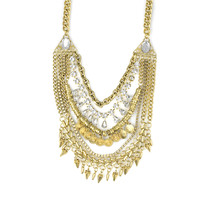 Gold Florencia Necklace