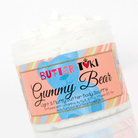 GUMMY BEAR Body Butter Soufflé 4oz