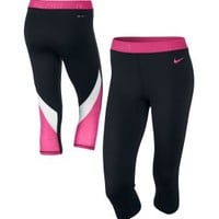 Nike Women's Pro Hypercool Capris - Dick's Sporting Goods