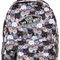 The Vans x Aspca Realm Cat Backpack
