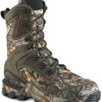 """Red Wing Irish Setter Men's Hunting Boot 10"""" Lace-up Insulated Waterproof - Deer Tracker 4837"""