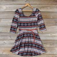 Snow Lodge Dress