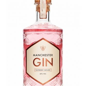 Manchester Gin Raspberry-Infused Gin