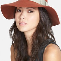 Women's Brixton 'Piper' Floppy Wool Hat