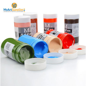 Premium Acrylic Paints 300ml 41 Colors