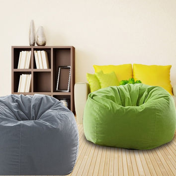 Fashion Leisure Styrofoam Modern Beanbag Sofa Living Room Furniture Sofas Bean Bag Chair For Living Room
