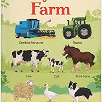199 Things on the Farm Board book – 2018