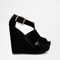 ASOS | ASOS HALF WAY THERE Wedges at ASOS