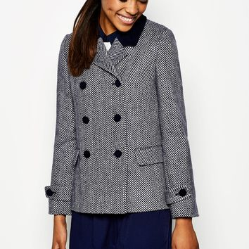 Asplin Wool Coat
