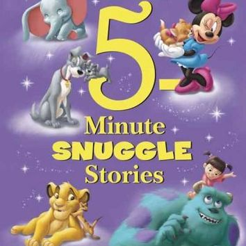 5-minute Snuggle Stories (5 Minute Stories)