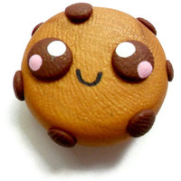 Polymer Clay Kawaii Magnet 1pc Cookie
