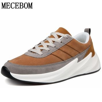 Men's Chunky Sneakers New 2019 Shark shape Design Thick Sole Shoes For Male Adult Handsome Men Casual Shoes ca08Mm