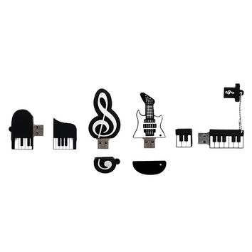 Musical Instrument USB Drives
