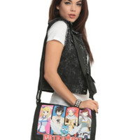 Fairy Tail Group Messenger Bag
