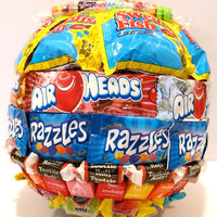 Candy Covered Basketball