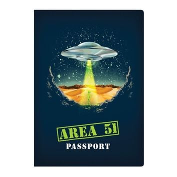 Area 51 Passport - Whimsical & Unique Gift Ideas for the Coolest Gift Givers