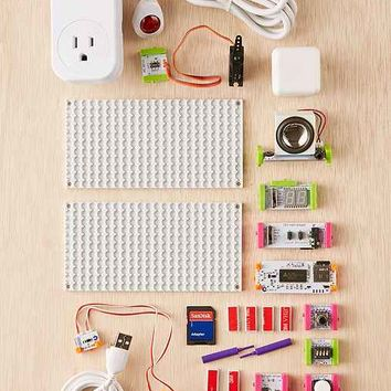 littleBits DIY Smart Home Kit