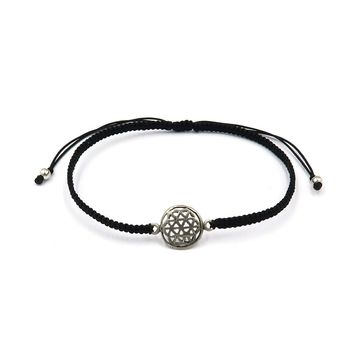 Slide Bracelet - Flower of Life