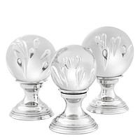 Glass Globe Decor Set (set of 3) | Eichholtz Alfred
