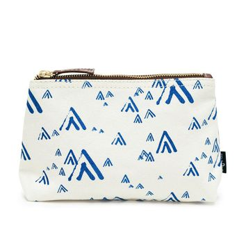 NEW! Mt. Tam Canvas Pouch