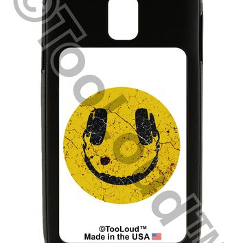 EDM Smiley Face Galaxy Note 3 Case  by TooLoud