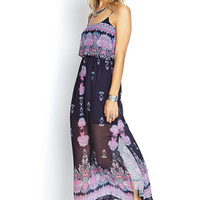 Ornate Cami Maxi Dress