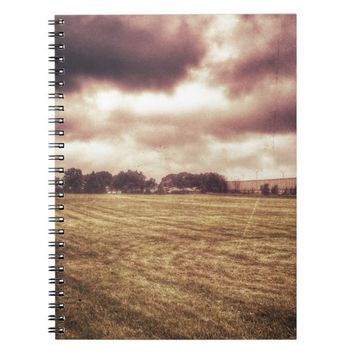 A Storm Is A Coming Notebook