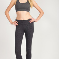 Stretchy Capri Yoga Pants
