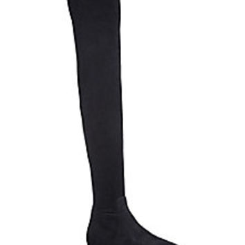 Joie - Hayleigh Stretch Suede Over-The-Knee Boots - Saks Fifth Avenue Mobile