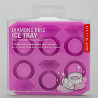 Urban Outfitters - Diamond Ring Ice Tray