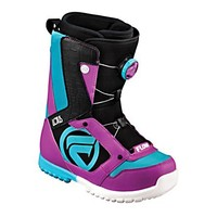 Flow Lotus Coiler Womens Snowboard Boots 2013