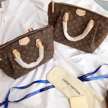 Louis Vuitton LV Monogram Turenne Handbag Shoulder Bag