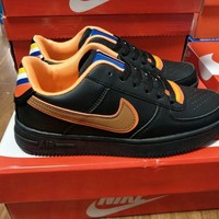 """Nike Air Force 1 x Givenchy"" Unisex Sport Casual Low Help Shoes Sneakers Couple Plate"