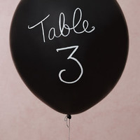 Chalkboard Balloon Kit (6)