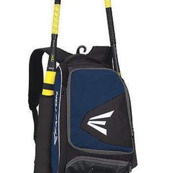 Easton E200P Baseball/Softball Backpack Bat Bag - Navy - New 2017