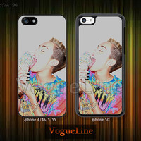 Miley cyrus iPhone 5 case iPhone 5c case iPhone 5s case iPhone 4 case iPhone 4s case, iPhone case, Phone case Miley cyrus--VA196