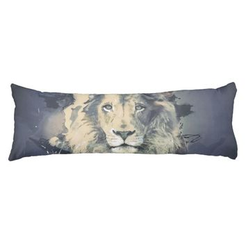 COSMIC LION KING | Custom Body Pillow