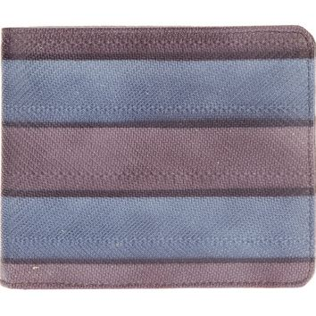 Dries Van Noten Striped Wallet